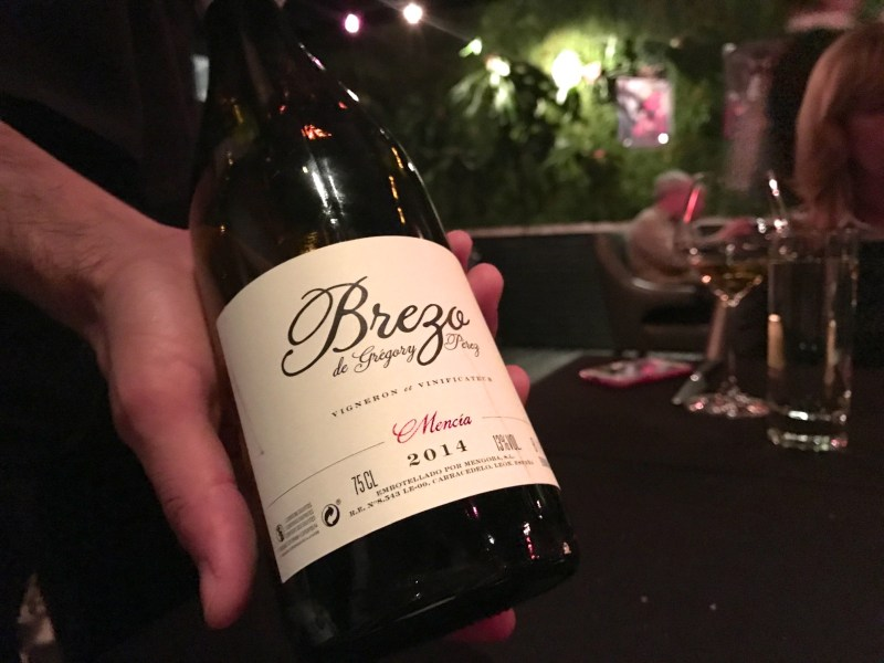 2014 Bodegas y Vinedos Mengoba Brezo Mencia, Bierzo, Spain