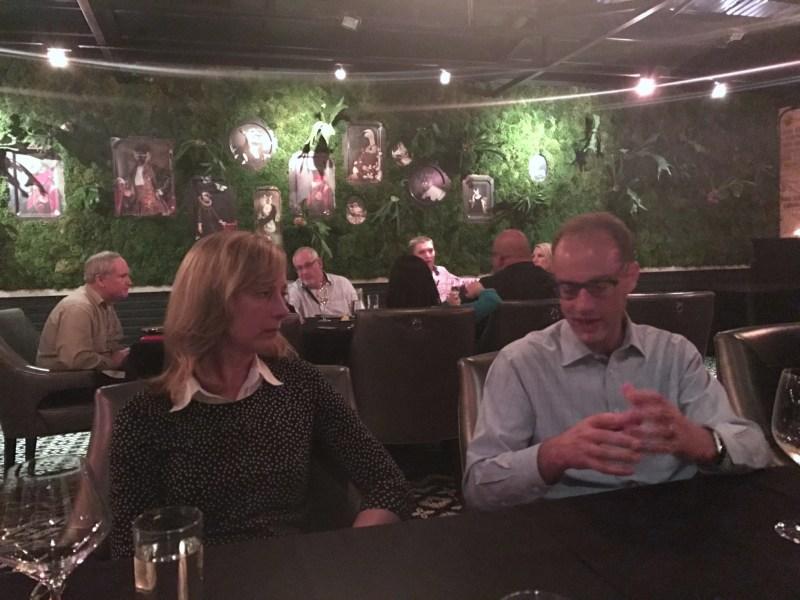 Elske and Boka Collaboration Dinner
