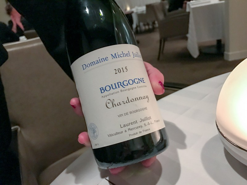 2015 Domaine Michel Mallard Bourgogne Chardonnay, Burgundy, France