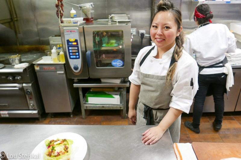Mari Katsumura of Enente