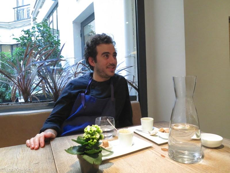 Daniel Rose at Spring, Paris (2013)