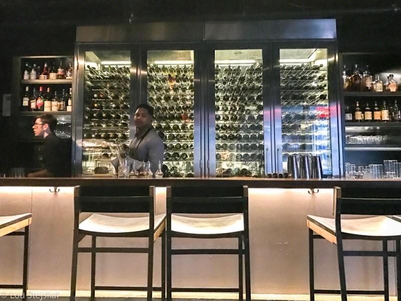 Bar at Momofuku Ko