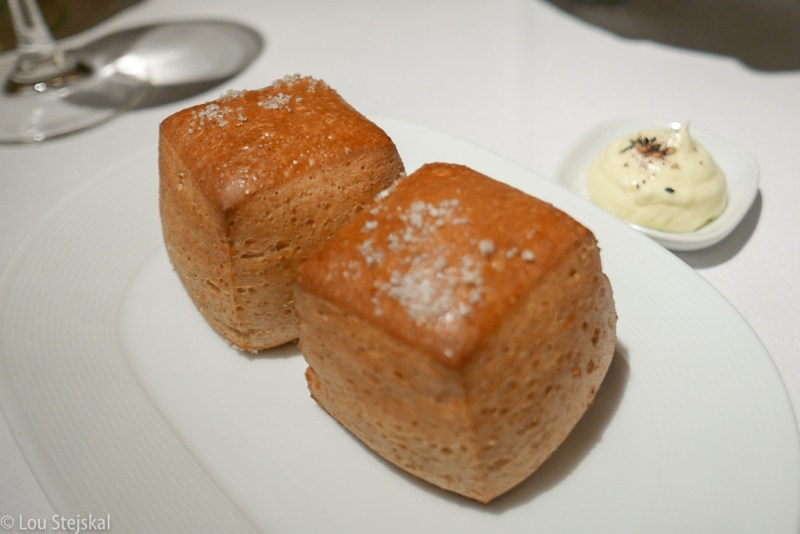 Bread at Gramercy Tavern