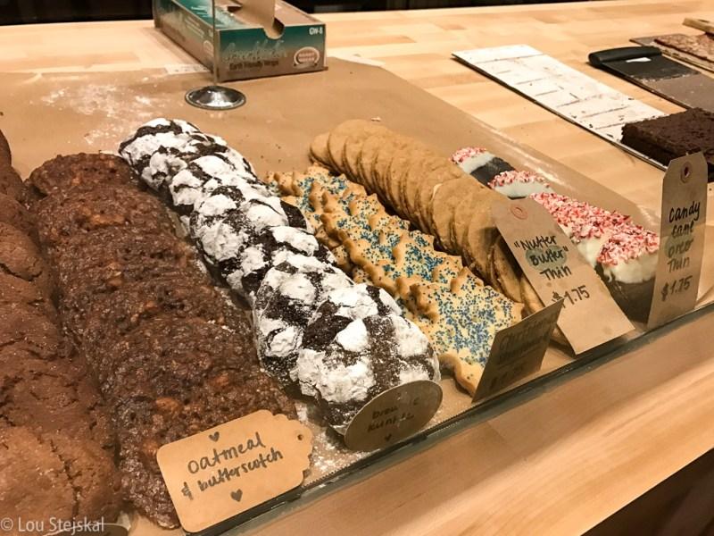 Cookies at Mindy's Hot Chocolate at Revival Food Hall