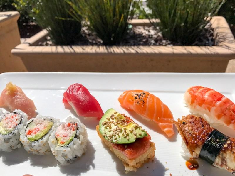 Sushi Combo ($15)