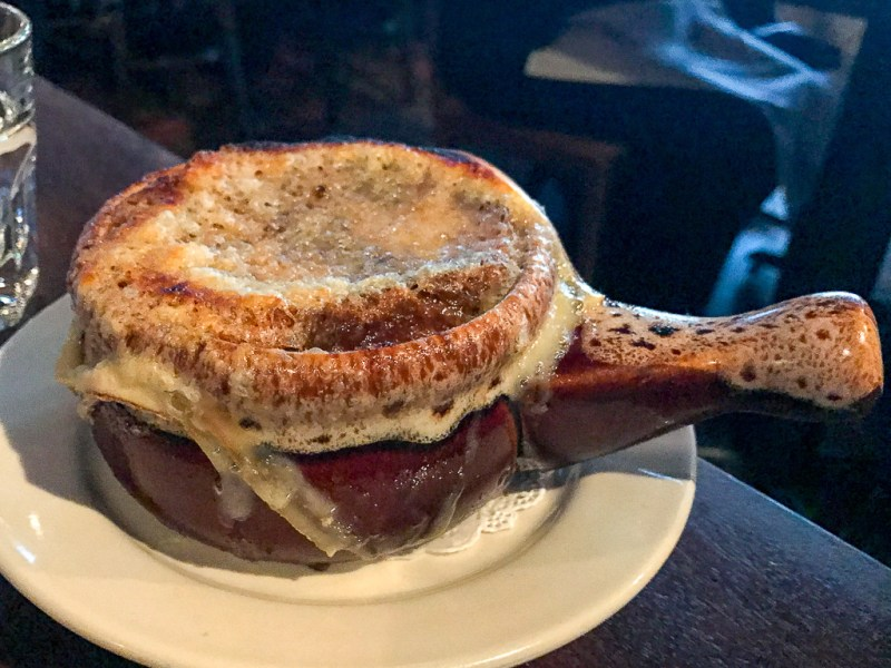 French Onion Soup ($10)