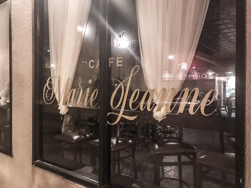 Café Marie-Jeanne