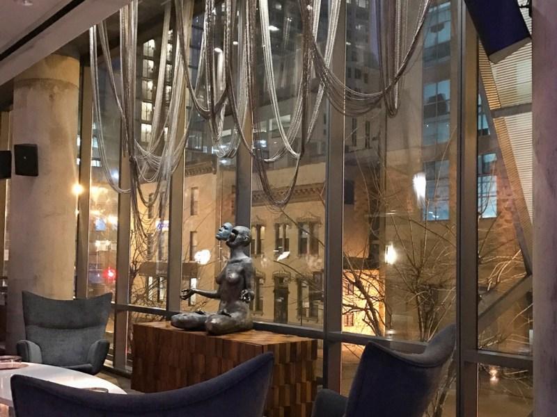 Lobby at Dana Hotel and Spa
