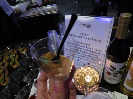 Perennial Virant at Grand Chefs Gala