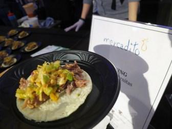 Carnitas by Mercadito at Grand Chefs Gala