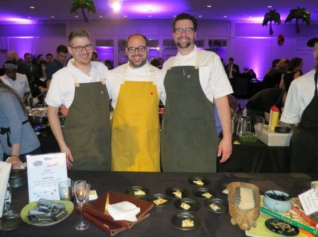 Chris Pandel of Balena and The Bristol at Grand Chefs Gala