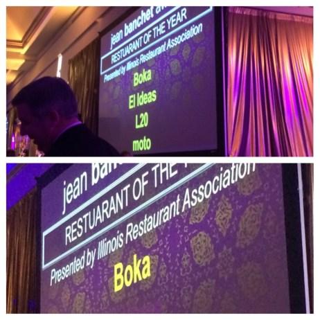Restaurant of the Year: Boka