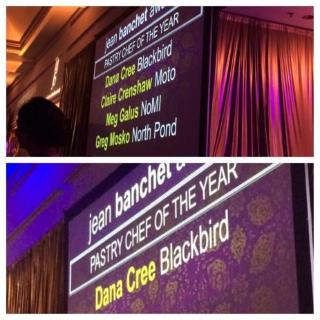 Pastry Chef of the Year: Dana Cree (Blackbird)