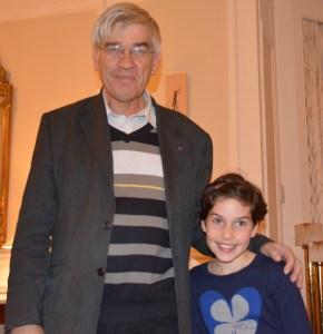 Dominique Lemay et Pimprenelle