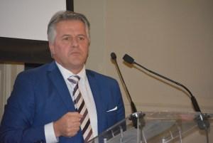 Laurent Lessard, en séance plénière du 3e Forum Bois & Forêt