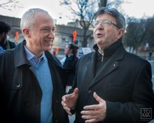 Jean-Luc Mélenchon - Crédit : Toma Iczkovits