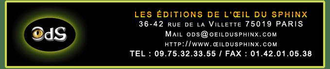 Adresse EODS