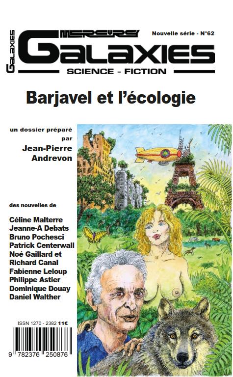 «Vice pur», ma dernière nouvelle sélectionnée par Jean-Pierre Andrevon.