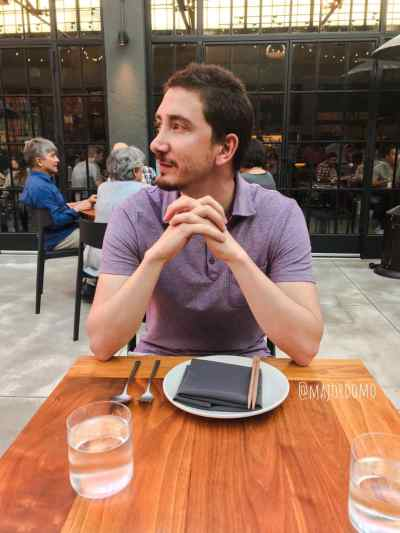 Majordomo LA: Ugly Delicious or nah? - Patio @Majordomo