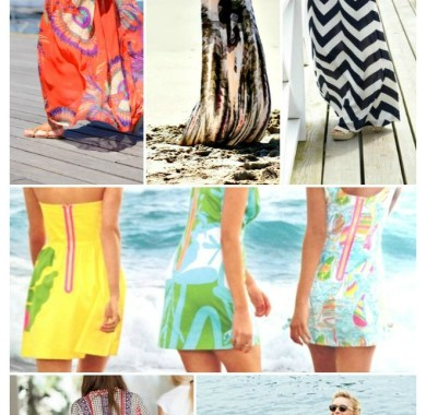 Beach Wedding Guest Outfit Ideas