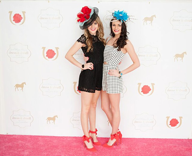 Kentucky Derby Hats and Fascinators * Britni Knable * Headcandi (13)
