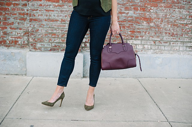 Spring Maternity Style * Third Trimester Outfit Ideas * Banana Republic (7)