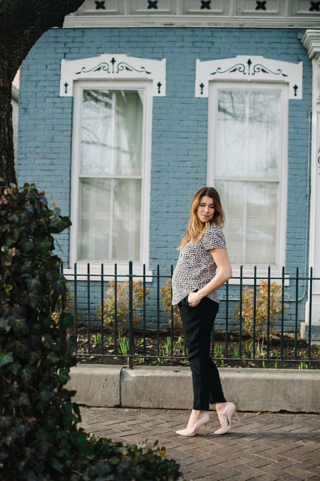 Maternity Style Inspiration * What to Wear to Work in your third Trimester * Lou What Wear_0846 (5)