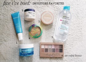 Five I've Tried: Drugstore Beauty Product Review * Meijer