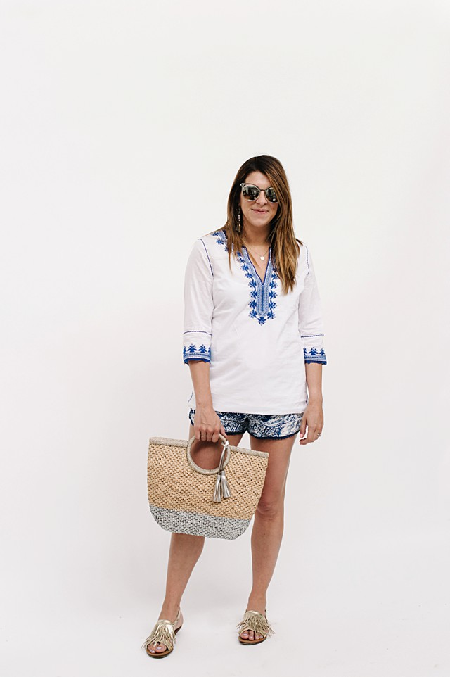 Vineyard Vines Embroidered Cover-Up (2)