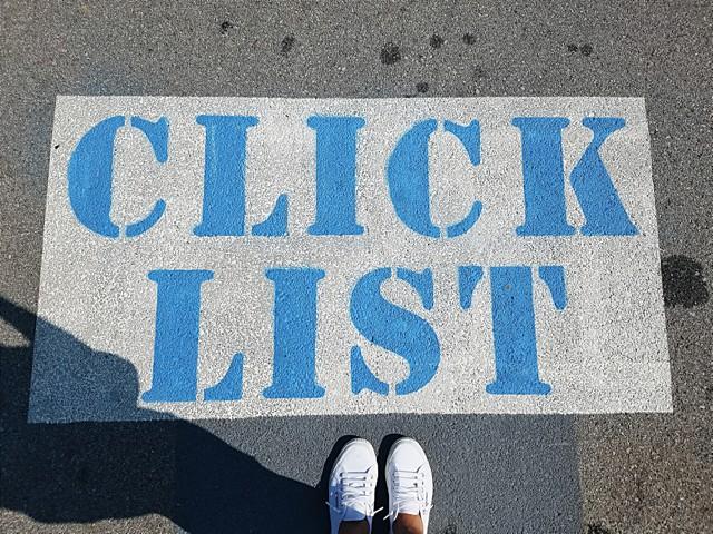 Kroger Click List