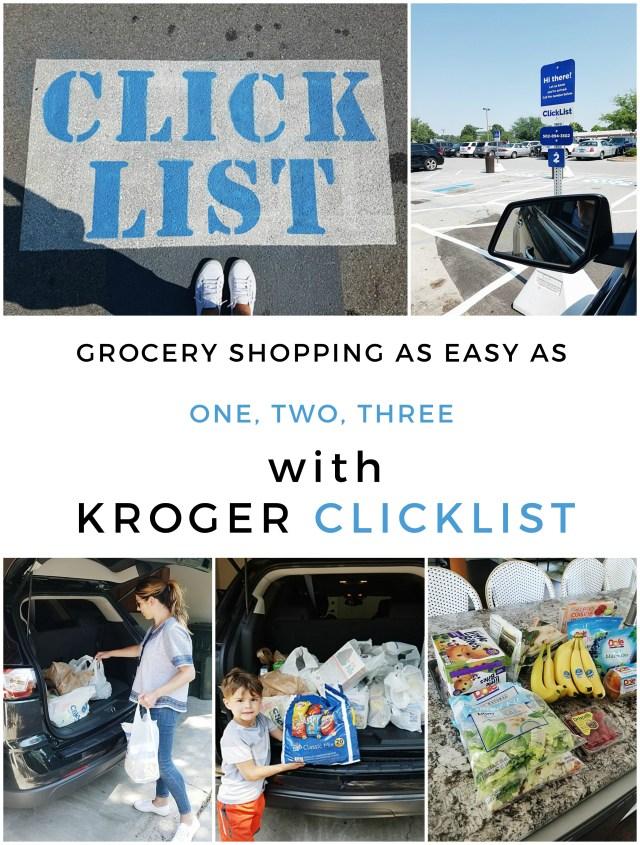 Kroger ClickList