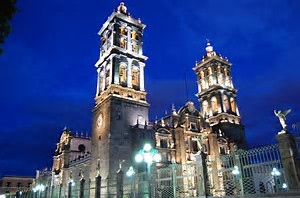 puebla-cathedral