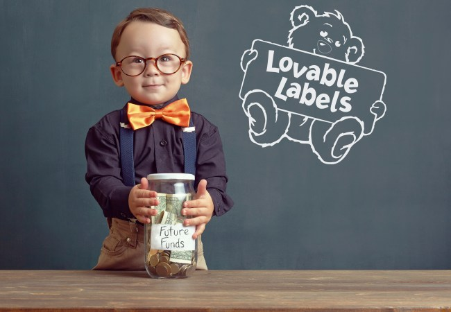 5 Reasons to Choose Lovable Labels as your Next Fundraiser!