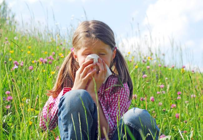 Most Common Allergies in Children & What You Can Do To Help