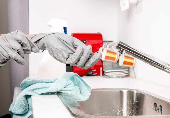 10 Things to Deep Clean Around the House this Spring!