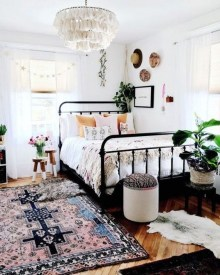 Adorable Bohemian Bedroom Decoration Ideas You Will Totally Love 10