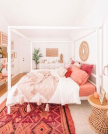 Adorable Bohemian Bedroom Decoration Ideas You Will Totally Love 20