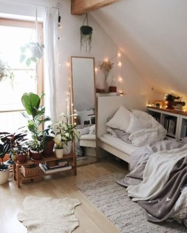 Adorable Bohemian Bedroom Decoration Ideas You Will Totally Love 35