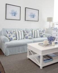 Elegant Coastal Themes For Your Living Room Design 12
