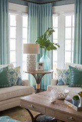 Elegant Coastal Themes For Your Living Room Design 21