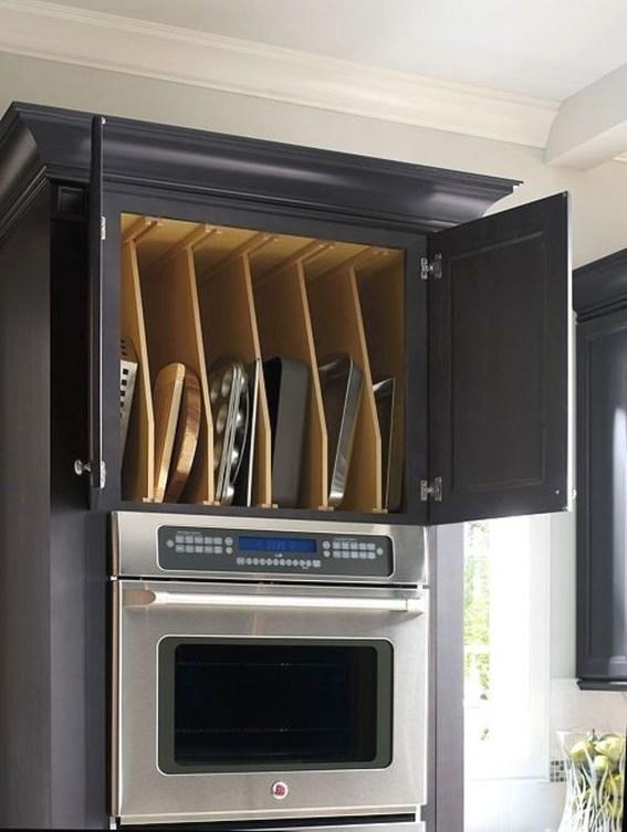 Genius Kitchen Storage Ideas For Your New Kitchen 50