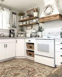 Inspiring Famhouse Kitchen Design Ideas 11