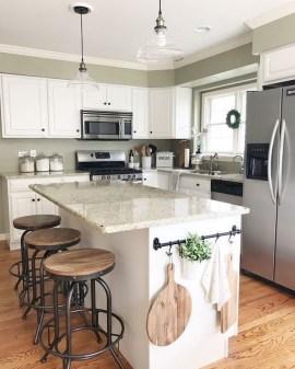 Inspiring Famhouse Kitchen Design Ideas 16