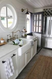 Inspiring Famhouse Kitchen Design Ideas 29