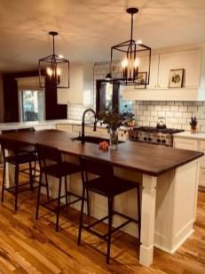 Inspiring Famhouse Kitchen Design Ideas 31