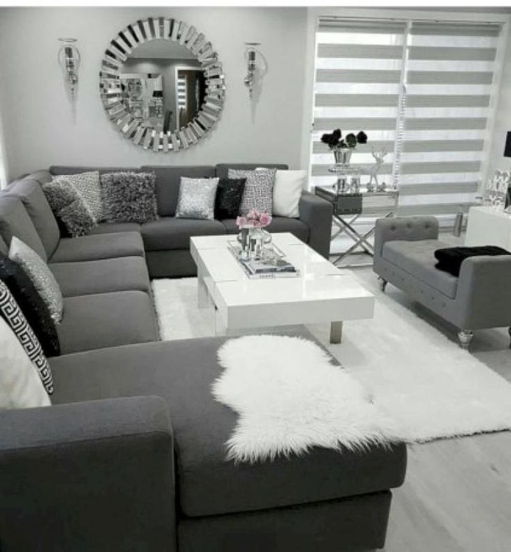 Luxurious Living Room Design To Make Your Home Look Fabulous 56