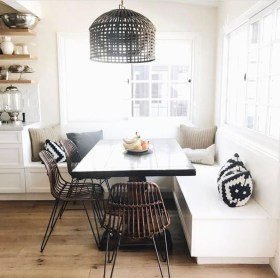 Rustic Farmhouse Dining Room Design Ideas 01