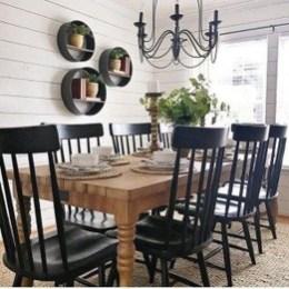 Rustic Farmhouse Dining Room Design Ideas 10