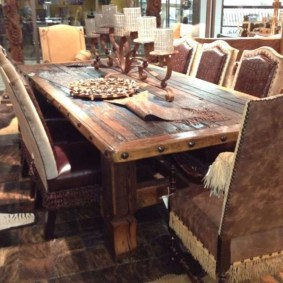 Rustic Farmhouse Dining Room Design Ideas 21