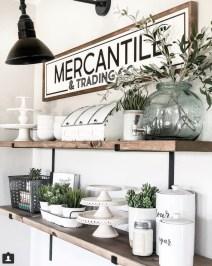 Stunning Farmhouse Style For Home Decor Ideas 19